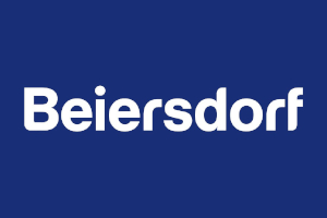 Logo Beiersdorf | Ulrike Bertrand war hier zuständig für: Global Procurement und Global Quality Management